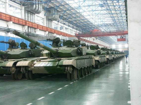 河南坦克廠(6456部隊)